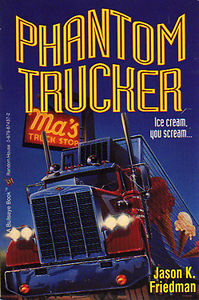 Phantom Trucker Book Cover