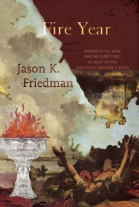 Cover of the book Fire Year